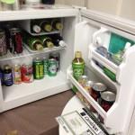 VACANCY冷蔵庫中身